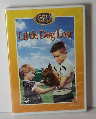 Little Dog Lost The Wonderful World of Disney Movie Club Exclusive DVD NEW