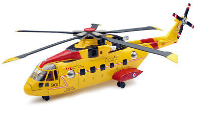 Agusta Helicopter EH 101 [NewRay 25513] Canada Search & Rescue, 1:72 Die Cast