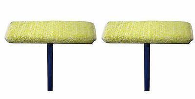 Ettore 2-Piece 12 in. Oil-Based Floor Finish Applicator with Pole Painting Tool