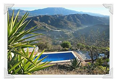 Self Catering Holiday Studio ,Spain,1 Hour To Malaga with 8 x 4 M Pool & Jacuzzi