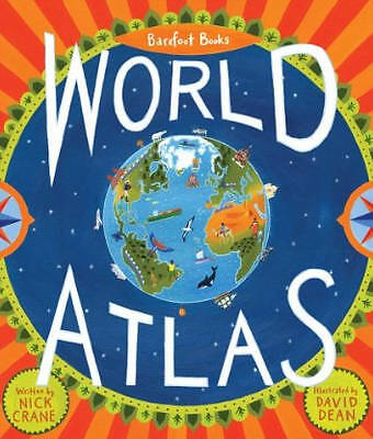 Barefoot Books World Atlas - 9781846863325