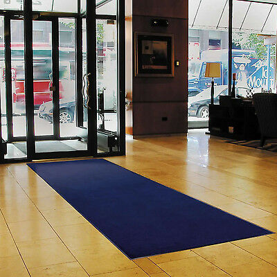 Sabre™ Polyplush Stylish Heavy Duty Entrance Mat Dirt Trapper | Vinyl Backed |