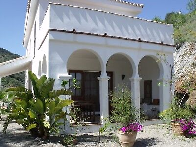 Self Catering Cottage in Spain. 1 Hour From Malaga, Sleeps 4, Private Pool