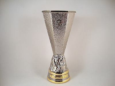 UEFA-Europa League tm Pokal 150mm Cup Trophy Manchester