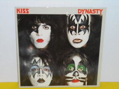 Lp - Kiss - Dynasty