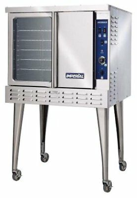 Imperial Single-Deck Elec. Convection Oven w/ Legs, NEW, Model ICVE-1