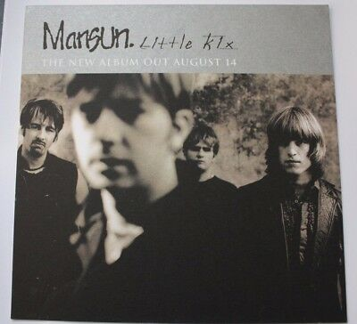 10 Mansun postcards