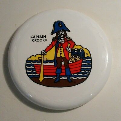 Vintage McDonalds Captain Crook Frisbee