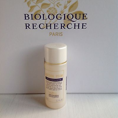 Biologique Recherche Exfoliating Lotion P50W Travel Size 50Ml Brand New Sealed