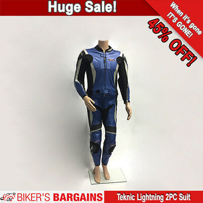Teknic Lightning 2 Piece Suit (Eu50 Uk40) Was £349.99 - *now £184.99* 45% Off!