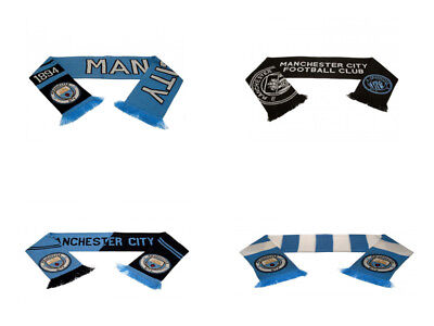Manchester  City FC  Official  Football Club   Scarves    FREE (UK)P+P