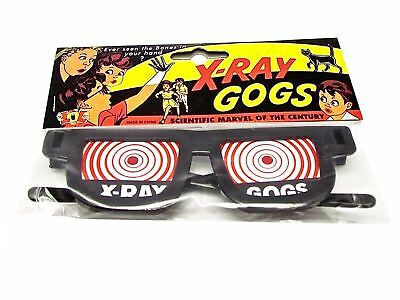 X-Ray Specs Gogs Glasses Fun Playing Toys Games Gift Fancy dress Accessories