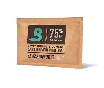 Boveda 75% Rh (60 Gram) - Individually Over-Wrapped