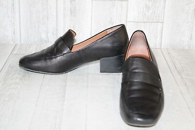 90b549f4043 GENTLE SOULS ELIOTT Loafers-Women s size 9.5M Black -  44.00