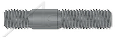 50 pcs M8-1.25 X 70mm DIN 938 Double-Ended Stud Class 5.8 Steel