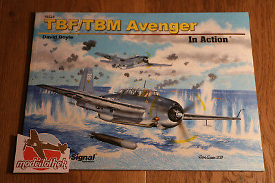 *** Squadron Signal No. 10225 TBF/TBM Avenger In Action ***