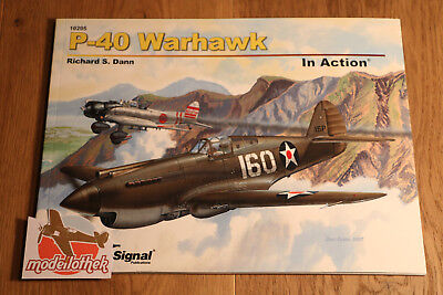*** Squadron Signal No. 10205 P-40 Warhawk In Action ***