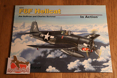 *** Squadron Signal No. 10216 F6F Hellcat In Action ***