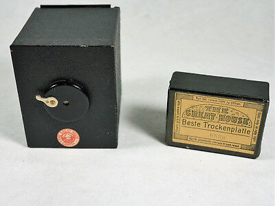 THE GREAT HOUSE CAMERA - Made in Germany / incl.1 Packung original Trockenfilm!