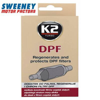 K2 Dpf Regenerates And Protects Dpf Particulate Filters Cleaner All Diesel