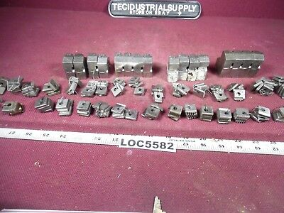 LOT OF 43 SETS SIZES DIE CHASERS size 108 blocks LOC5582