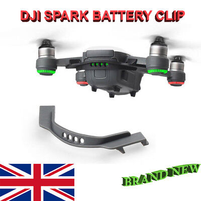 DJI Spark Battery Bundle Fastener Anti-slip Straps Lock SILVER