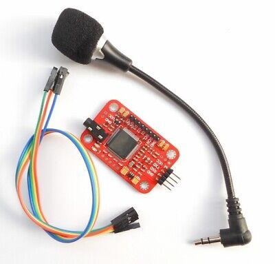 VOICE RECOGNITION MODULE -- Arduino Compatible, Control your devices by  voice