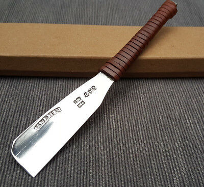 Japanese Made Kamisori 6/8th Straight Razor Shave ready! Excellent condition.