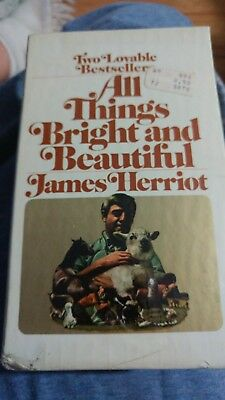 JAMES HERRIOT new set all creatures great and small bright and beautiful new