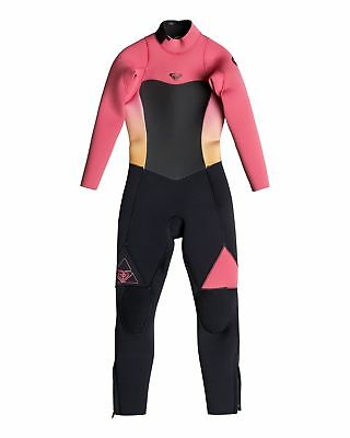 NEW ROXY™  Girls 2-7 Syncro GBS Teeny 3/2 Steamer Wetsuit 2017 Girls Surf
