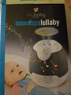 HoMedics MyBaby Soundspa Lullaby Sounds and Projection