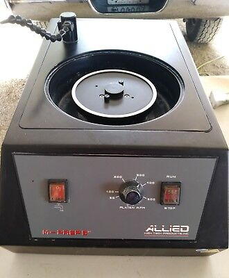 Allied High Tech M-PREP 3 Variable speed Polisher 0-500 RPM