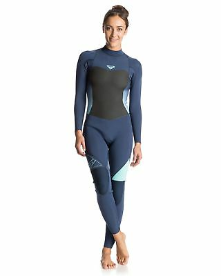 NEW ROXY™ Womens Syncro 3 2 Steamer Wetsuit 2017 Womens Surf ... 5302d68e9