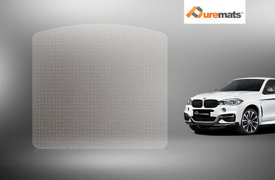 Puremats Heavy Duty Crystal Clear Cargo Mat For 2014-2019 BMW X6