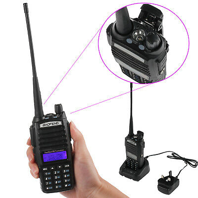 Baofeng UV-82 Two-way Radio Walkie Talkie VHF/UHF MHz Dual-Band FM Long Range