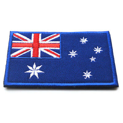 Australia National Flag Australian Aussie Sow Sew Iron On Patch Badge