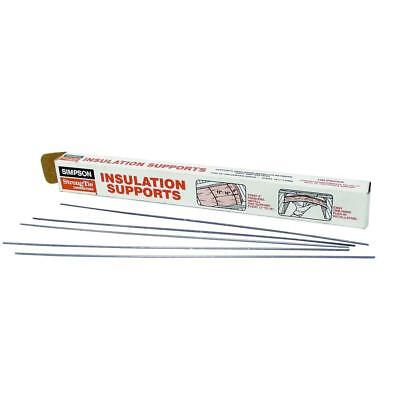 Simpson Strong-Tie 16in Flexible Sturdy Insulation Spring Wire Support (Qty-100)