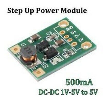 Dc-Dc Boost Converter step up Power Module 1.5-5v to 5v 500mA