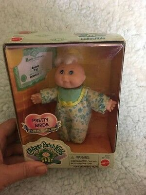 cabbage patch,Baby Mini, lil pets collection
