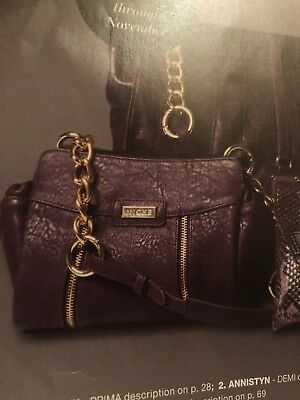 Authentic Miche~NWT~SEALED~❤️Annistyn-Deep Purple~UNOPENED PACKAGE~Petite Shell