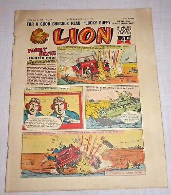 LION Comic - July 12th 1959 - Very good condition