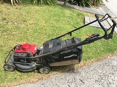 "Honda HRU216 M2 21"" Mulch & Catch Self-propelled Mower"