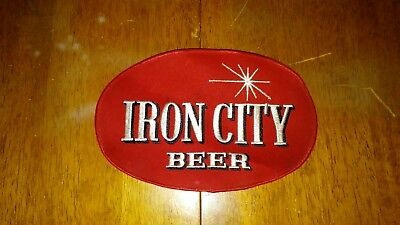 Iron City Beer patch