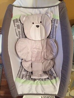 Fisher Price My Little Snugabear Forest Edition Deluxe Rock 'N Play and Sleeper