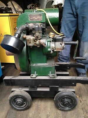 Petter Stationary Engine 2 bhp Good runner. Ready to show