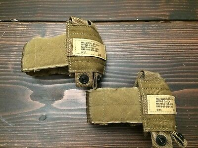 New Eagle Industries Slung Weapon Belt Catch Coyote  8465-01-516-8385 lot of 2