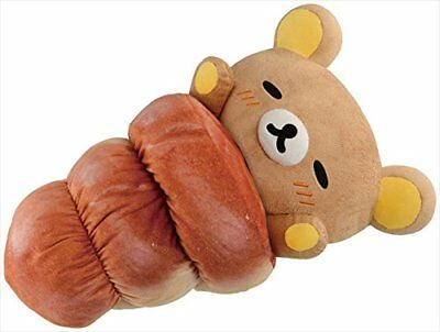San-x Rilakkuma Lot Bakery the A award Rilakkuma Cornet Plush Doll