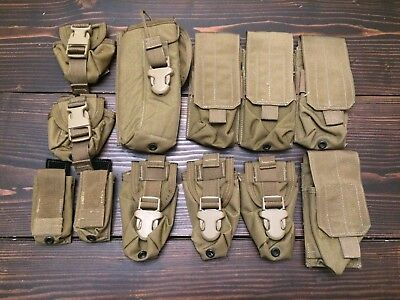 Eagle Industries USMC FSBE Rifleman Pouch Lot of 12 COY NEW