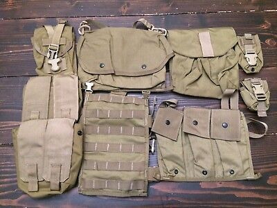 Eagle Industries USMC FSBE Pouch Lot of 9 COY NEW