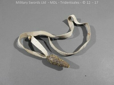 British Victorian Yeomanry Officer Dress Sword Knot